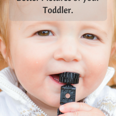 How To Photograph Toddlers Like An Expert