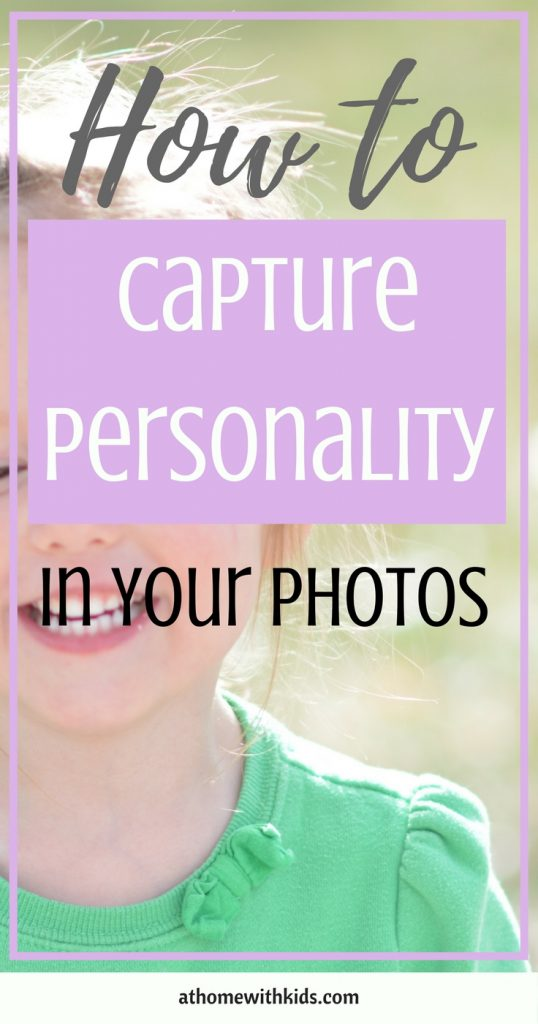 capture personality in your photos