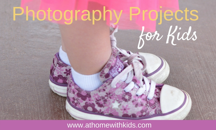 photography projects for kids