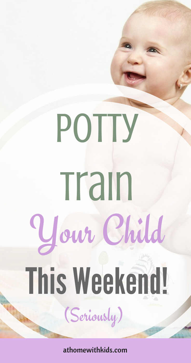 Potty training