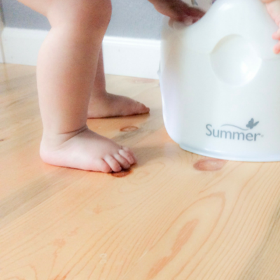 How to Easily Potty Train your Child this Weekend