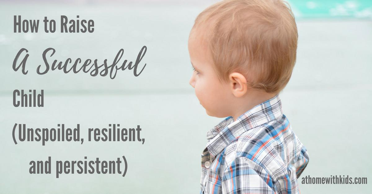 Raise Resilient Kids