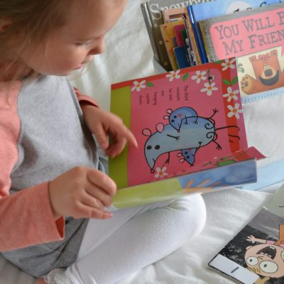 How to Foster Literacy Development in Young Kids: Emergent Readers