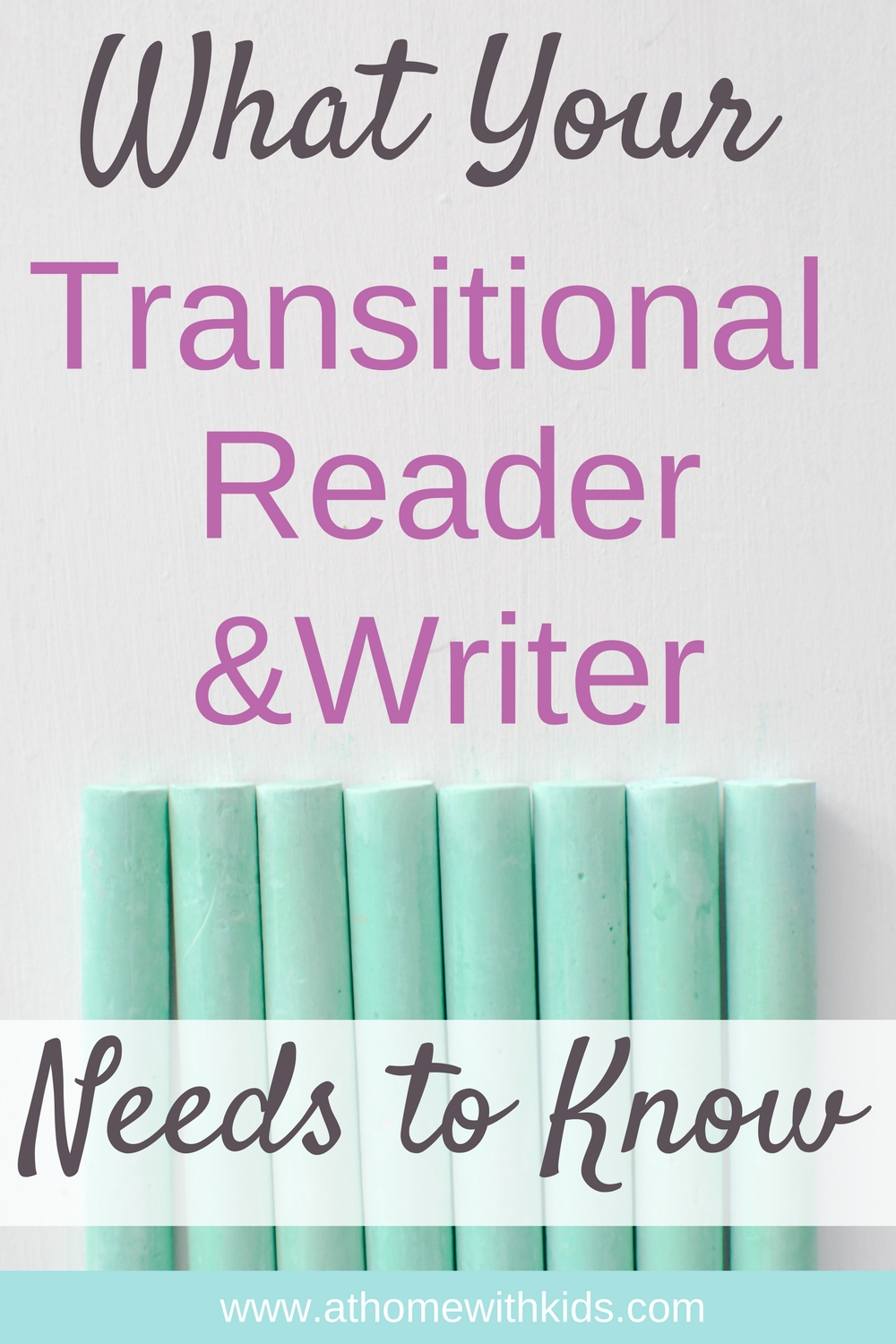 transitional reader