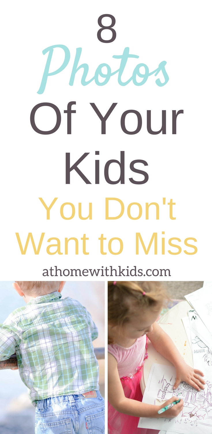 photos of your kids