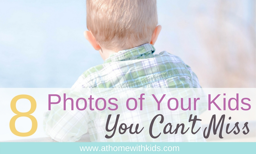 take better photos of your kids