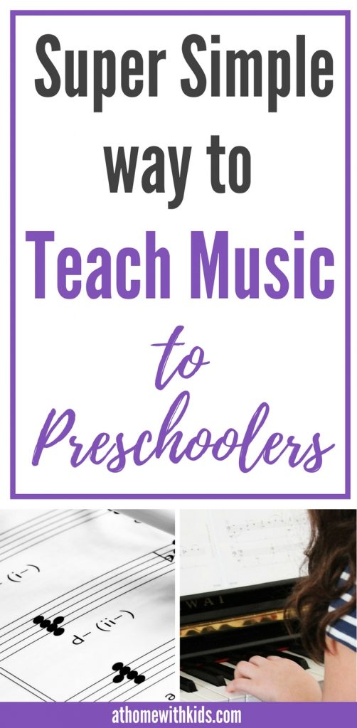 teach music to preschoolers