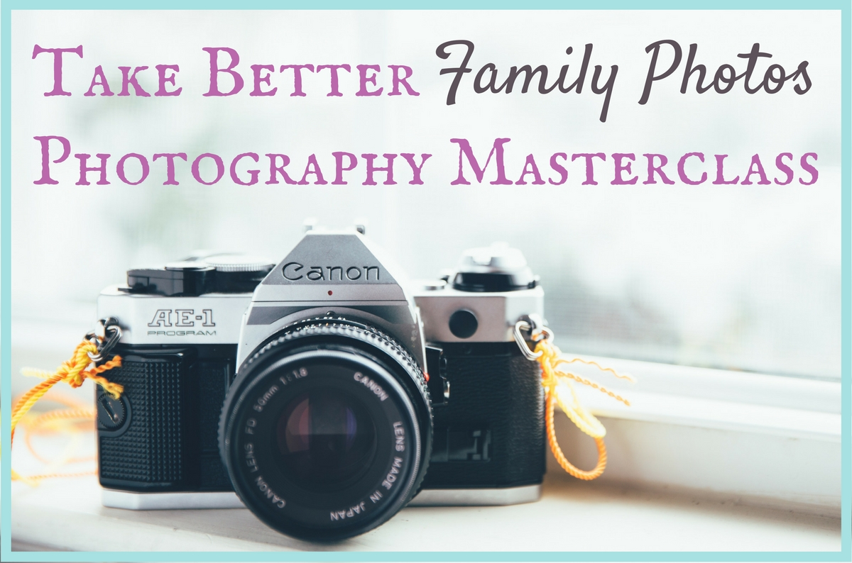 Take better family photos