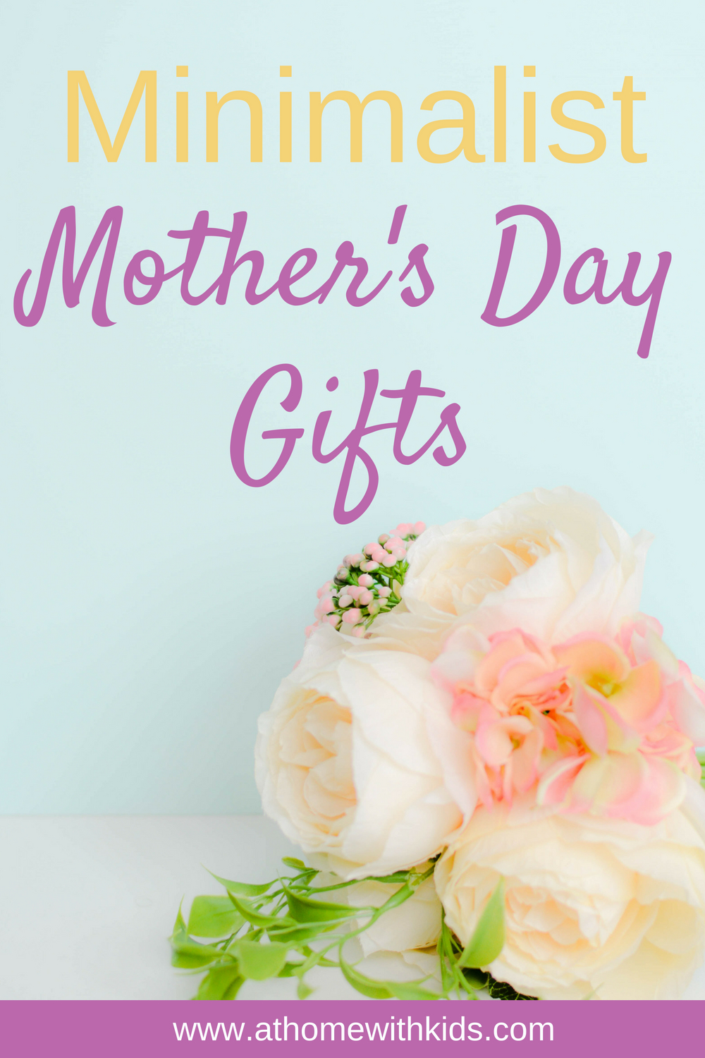 mother's day gifts for minimalists