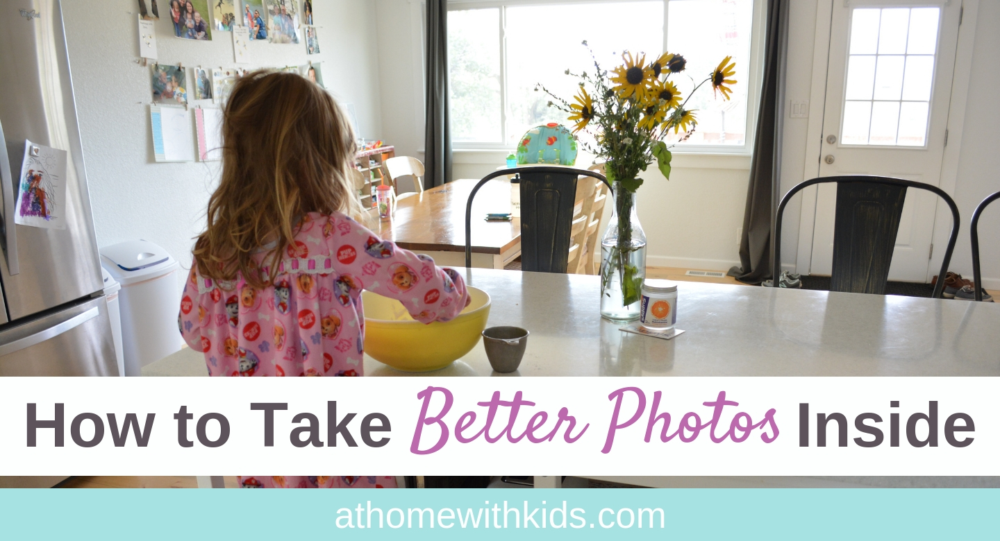 how to take better photos inside