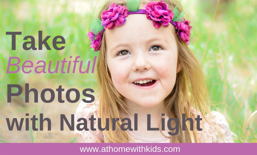 natural light photo tips