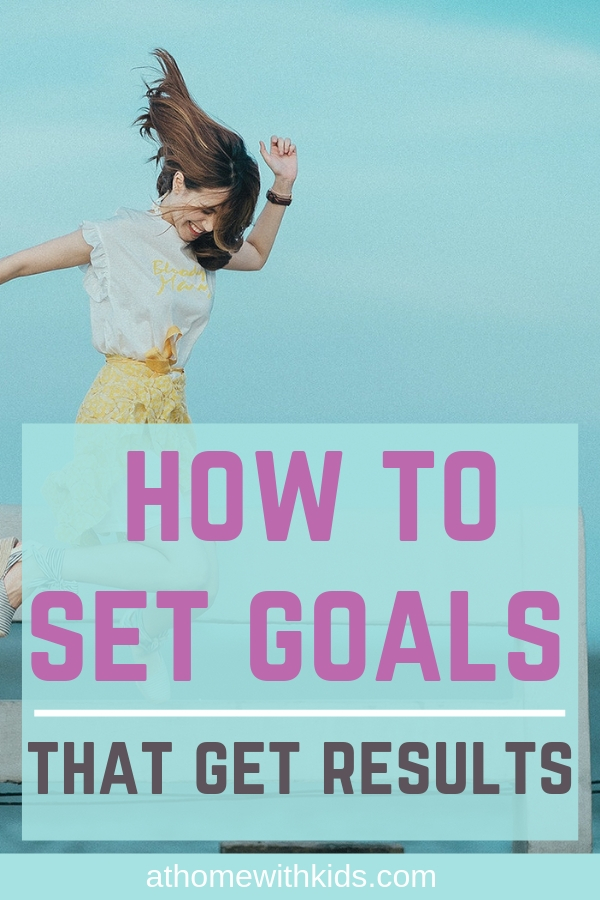 goals setting process
