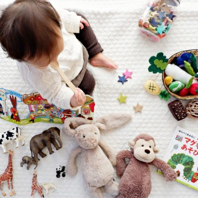 How to Create a Clutter Free Toy Room